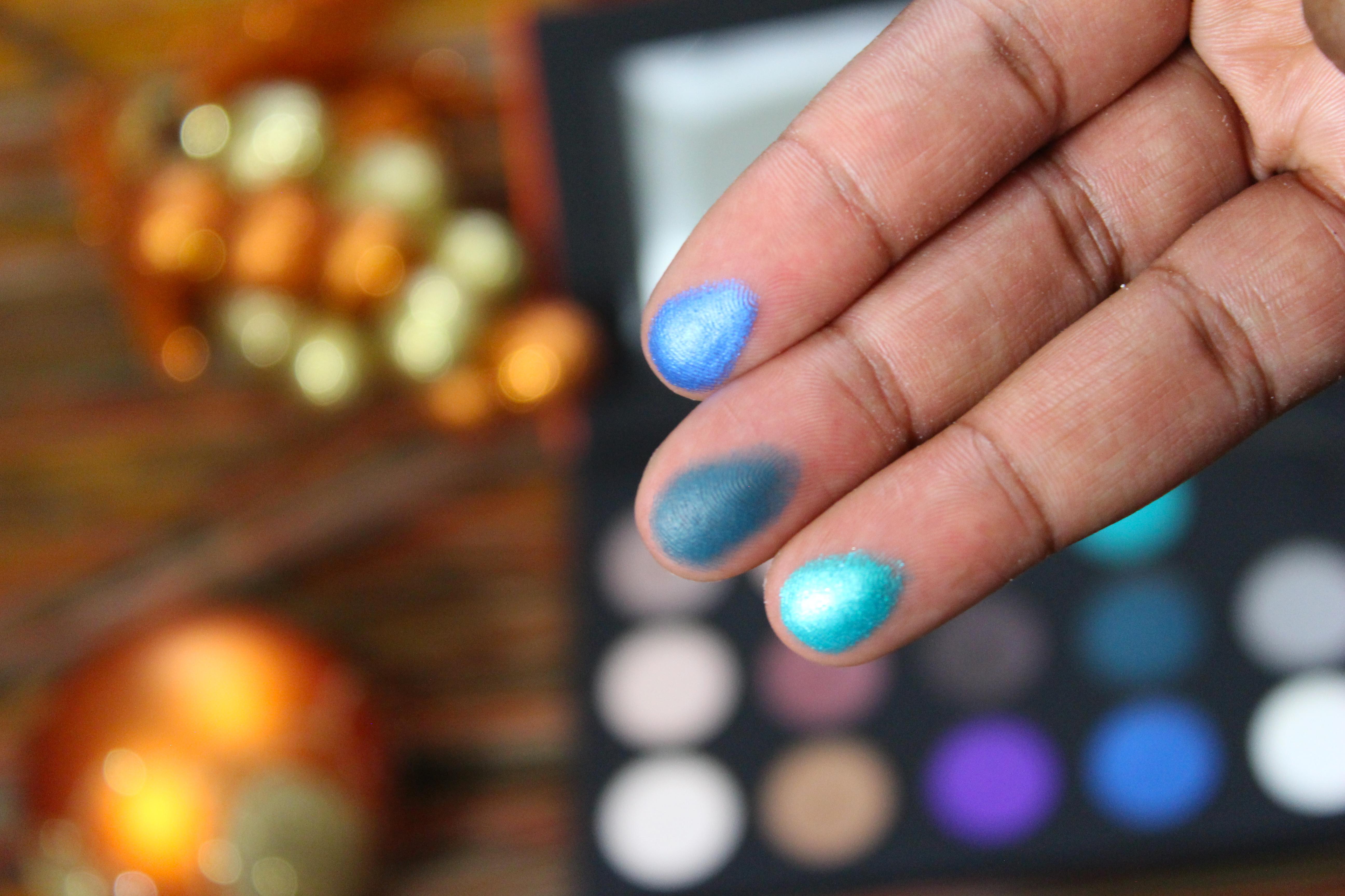 makeup forever 15 artist shadow palette