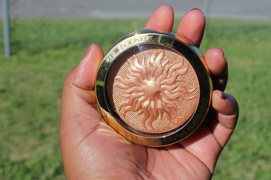 Physicians Formula Bronze Booster Glow Boosting Airbrushing Veil