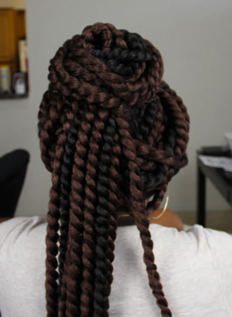 ... the Authentic Synthetic Crochet Braids 2X Jumbo Senegalese Twists