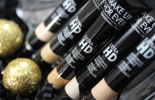 MAKEUP FOREVER Ultra HD Concealer and Corrector collection