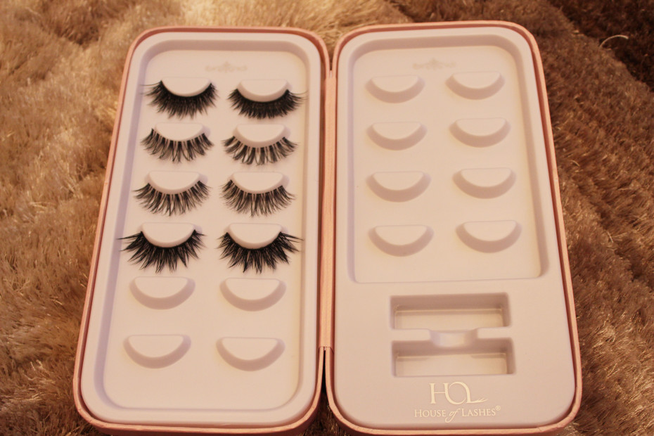 house of lashes lash story
