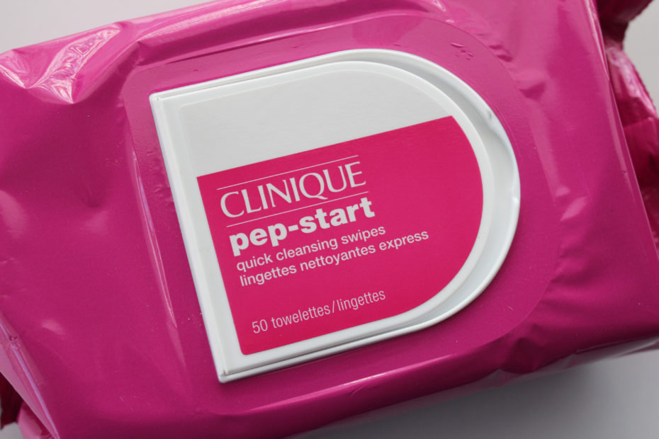 clinique pep-start skincare