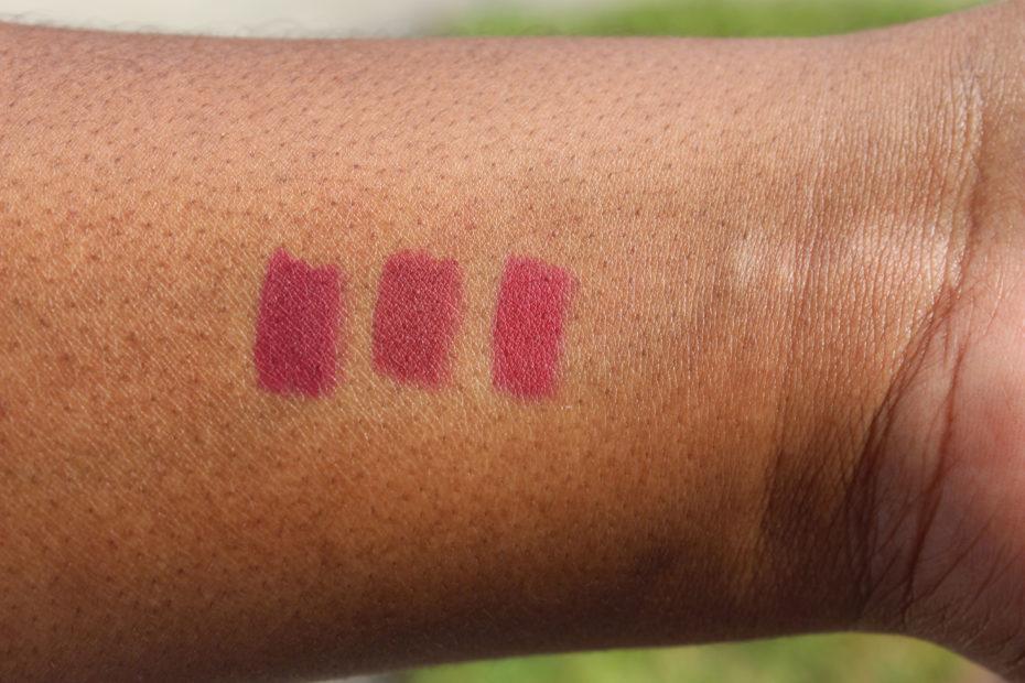 make up for ever high precision lip pencils