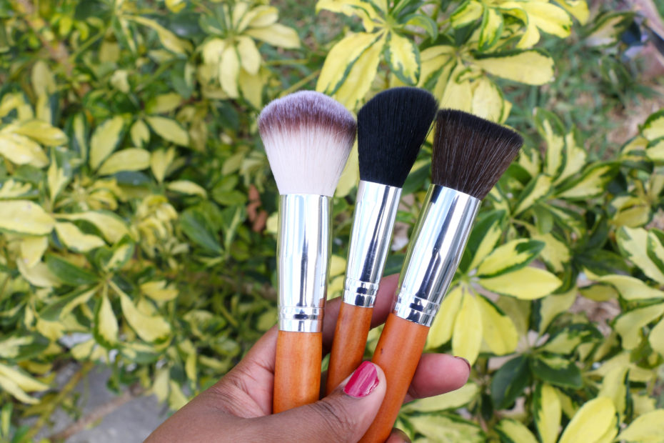 vanity planet palette brush set