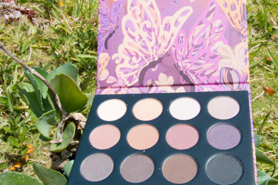 coastal scents fairy fuchsia palette