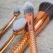royal and langnickel MODA Rose Gold metallics brushes