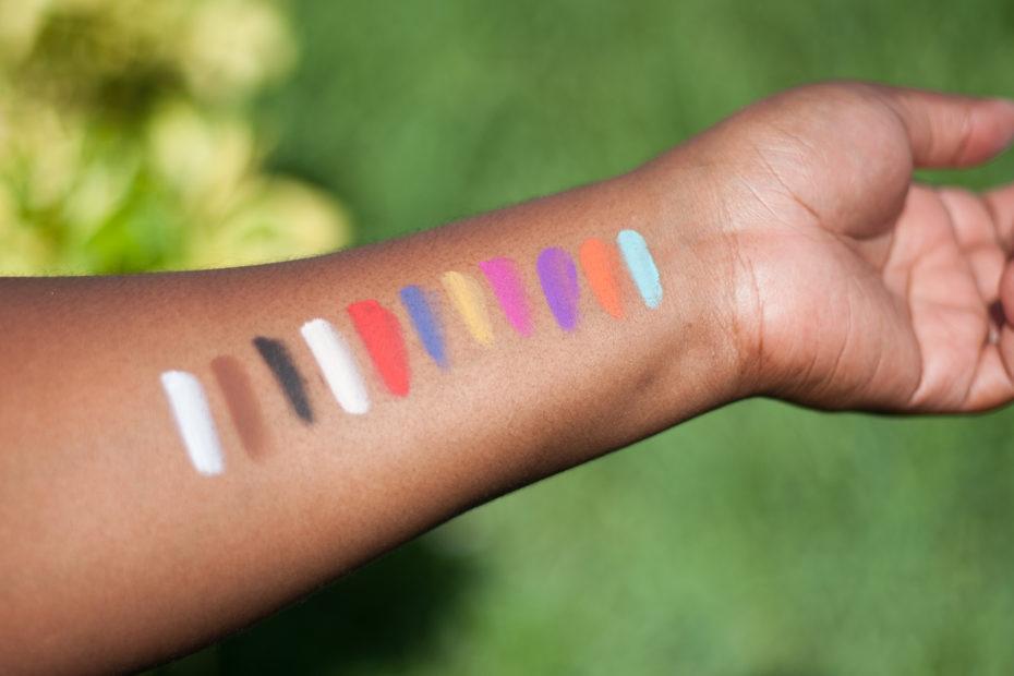 makeup forever aqua xl color paint