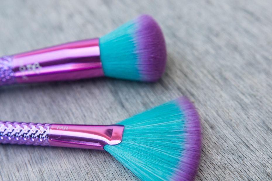 moda prismatic brushes