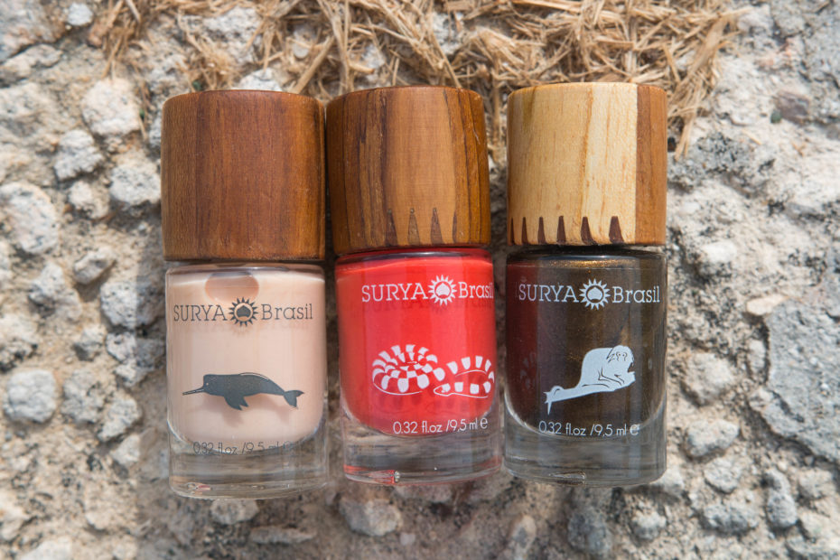 surya brasil exotic animals nail polish