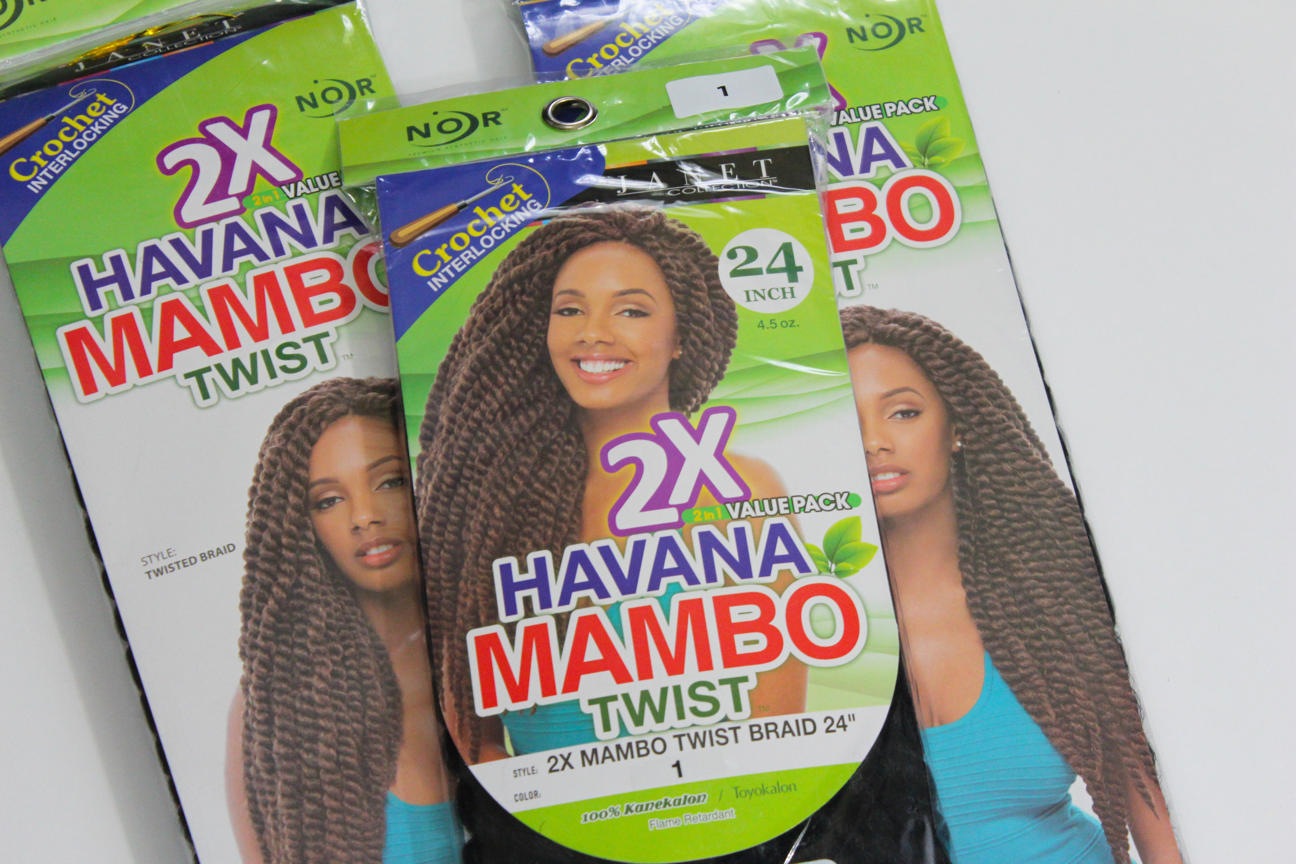 janet collection havana mambo twists