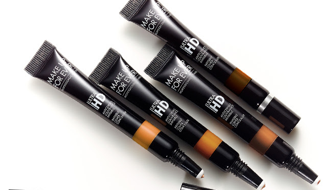 new make up for ever ultra hd concealer deep shades