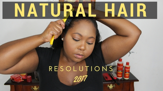 natural hair resolutions