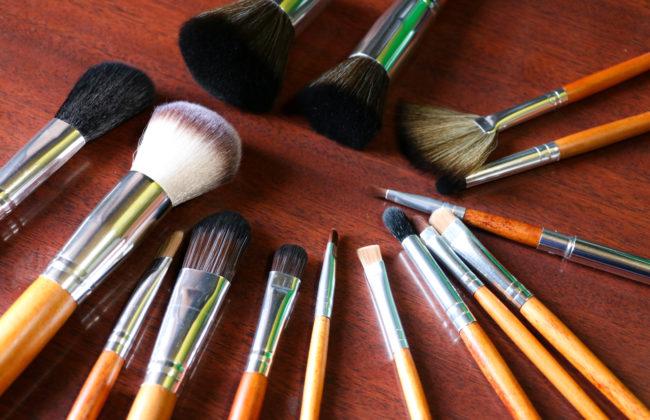 vanity planet palette brush set