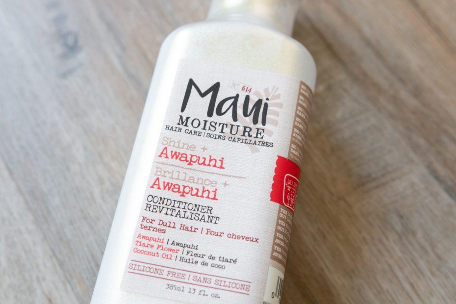maui moisture shine and awapuhi