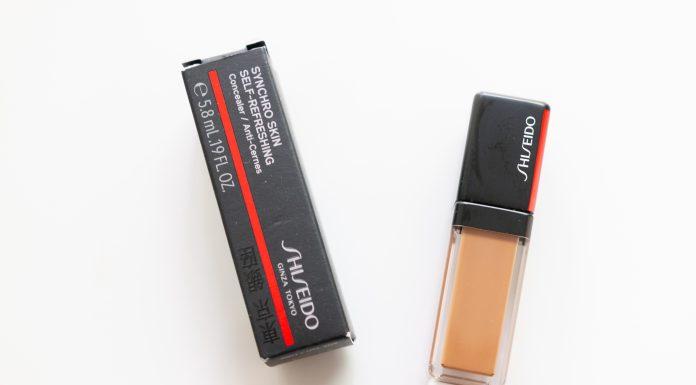 shiseido synchro skin self refreshing concealer