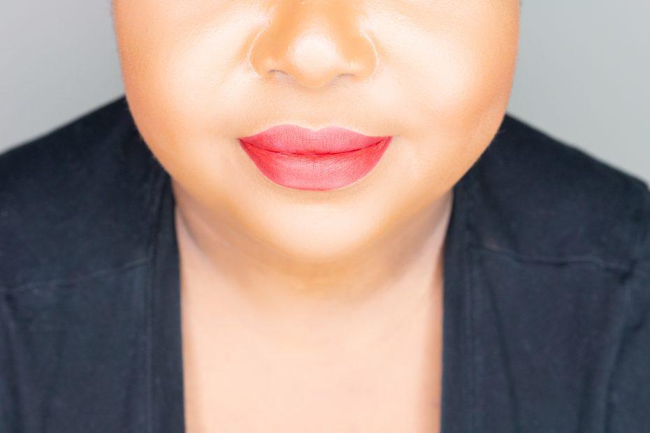 covergirl ultra matte lipstick