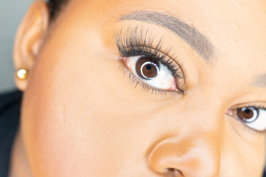 kiss luxtensions lashes