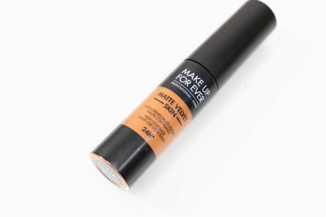 make up for ever matte velvet skin concealer