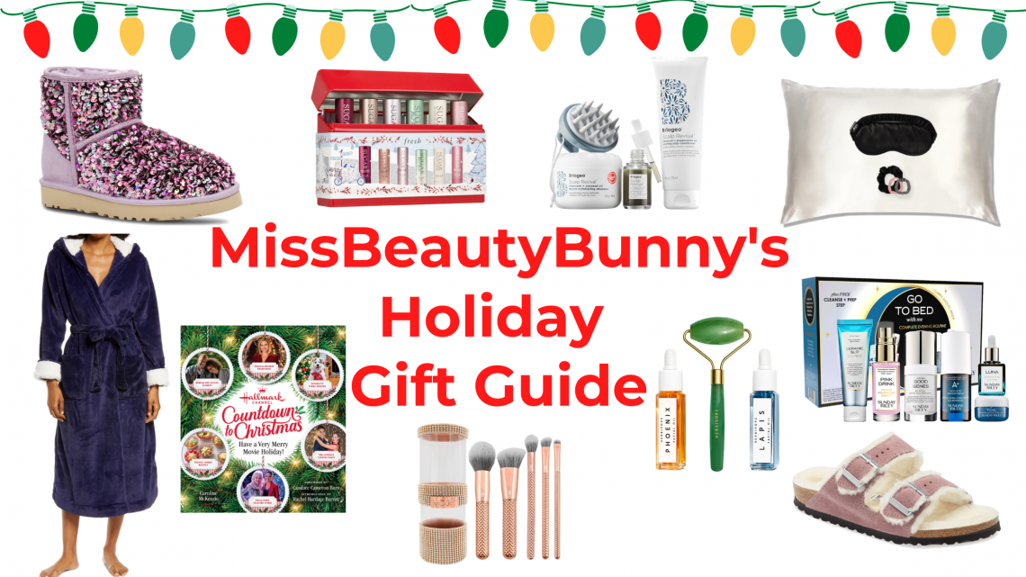 missbeautybunny's holiday gift guide