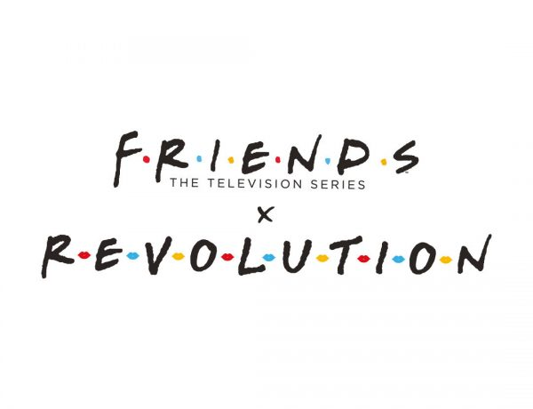 Revolution Beauty x Friends Collection