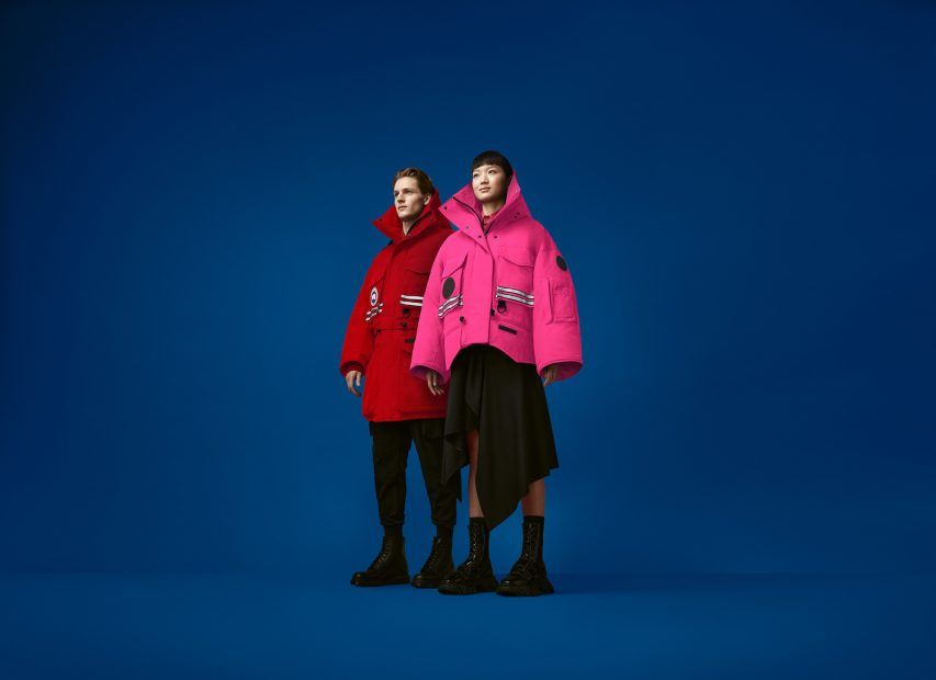 canada goose spring capsule collection