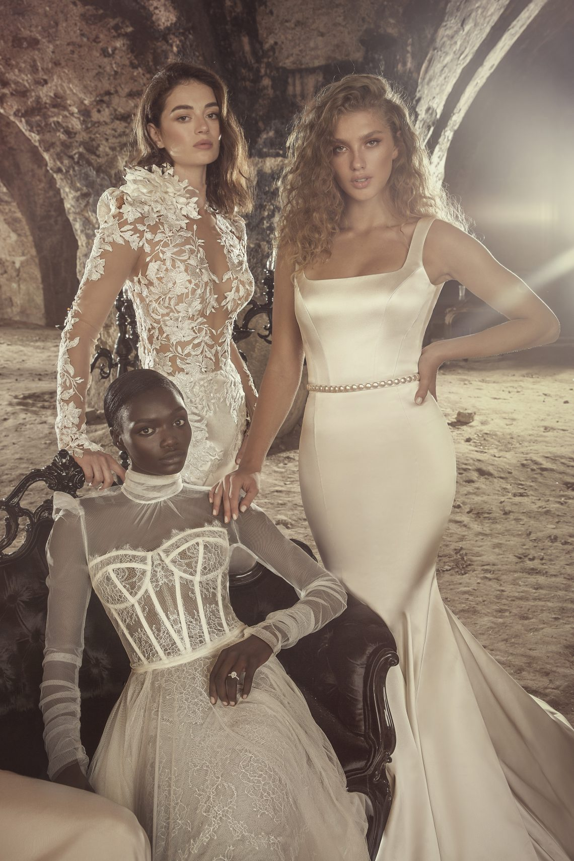 pnina tornai couture bridal collection